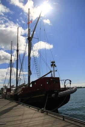 1 - Bye, Waterfront