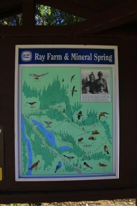 1 - Gebiet der Ray Farm