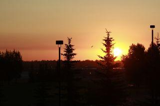 1 - sunrise Calgary