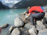 10 - Lake Louise - hard work