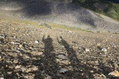 12 - Whistler's Mountain - wir sind oben