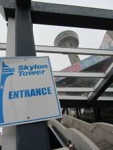 13 - Skylon Tower at Niagra Falls