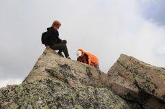 13 - Whistler's Mountain climb