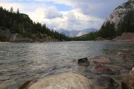 19 - Bow Falls Lake
