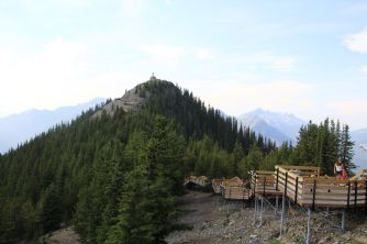 22 - Sulphur Mountain Skyway