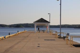 23 - parry sound pier