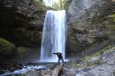 32 - Moul Falls, we made it