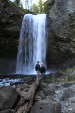 33 - Moul Falls, we made it