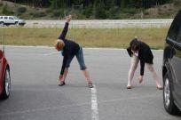 4 - kurzer Stopp mit Sport