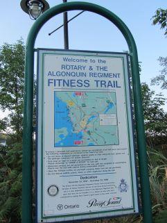 5 - fitness trail