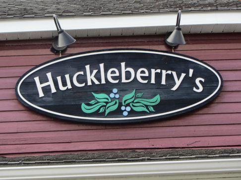 Huckleberry's 15