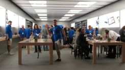 1 - Apple Store at Pacific Center