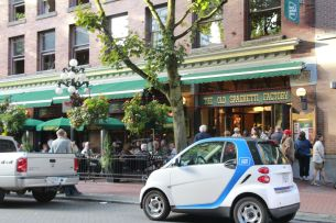 7 - The old spaghetti factory, Gastown