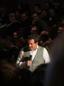 09 - Hirschhausen im Publikum