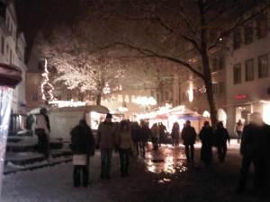 15 - Verschneites Bamberg