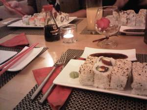 6 - sushi time