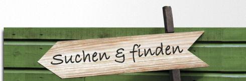 Suchen und Finden