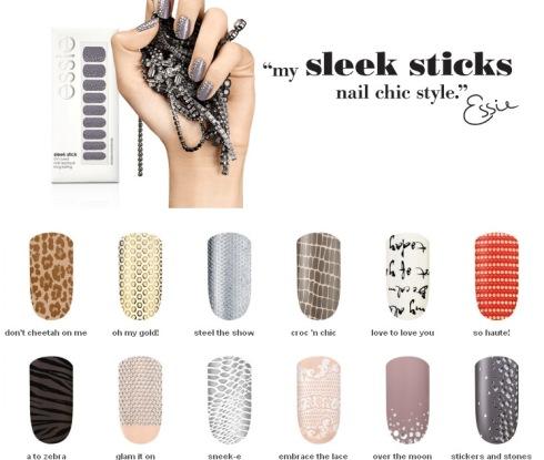 1-Essie-Sleek-sticks-nail-collection