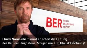 Chuck Norris, BER