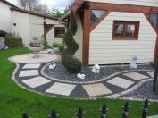 15 - Kilstett, schöner Garten