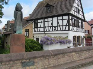 5 - Speyer, Denkmal Nikolaus
