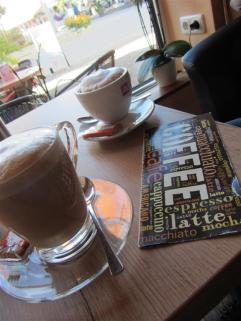 Koffeinnachschub