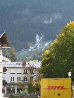 Skisprungschanze Oberstdorf