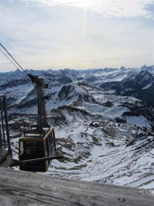 Nebelhorn-Ausblick 2