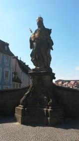 Statue Kaiserin Kunigund