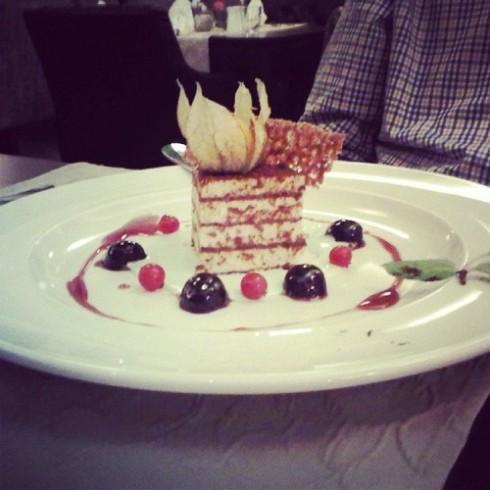 fav dessert