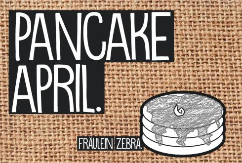 Pancake April