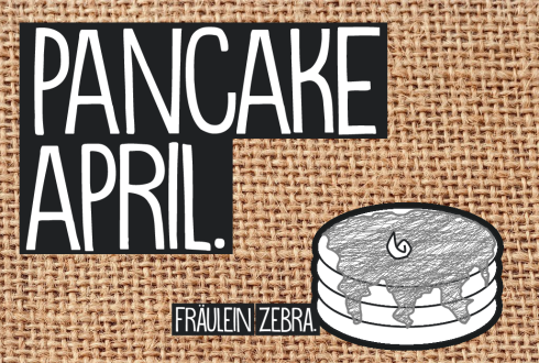 Pancake April