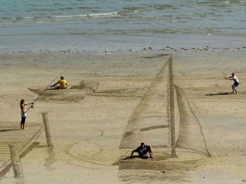 beach 3d 1