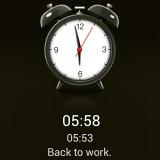 Morgääähn. Viel zu früh das alles. #pmdd17 #wecker #snoozeistauchnichtmehrdaswasesmalwar