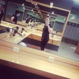 After-Workout-Selfie. Karina fertig und das mal 10 oder so. #spiegel
