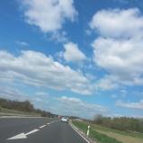 Heimweg. Wundervolles Wetter! #pmdd18 #autoliebe