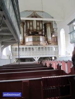 Orgel von St. Martini et Nicolai (Steinkirchen) von Arp Schnitger
