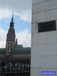 Rathaus u. Alsterarkaden