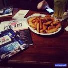 Peach Pit Dinner