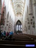Im Münster.