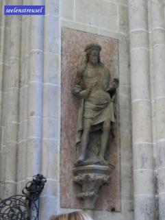 alte Skulptur