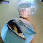 Kaffee und Kuchen. #pmdd19 #daslebenwieesimmerseinsollte #arbeit #break #geburtstag #kollegen