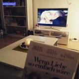 Wenn Liebe so einfach wäre. DVD schauen und dann Bett. Tag war lang genug. #pmdd19 #dvd #relax #merylstreep #alecbaldwin #stevemartin #movie #itscomplicated