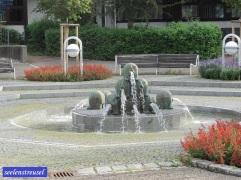 ein Minion-Brunnen?