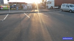 Parkplatz-Rhythmus