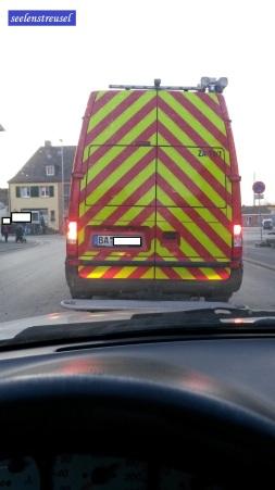 FFW-Auto voraus