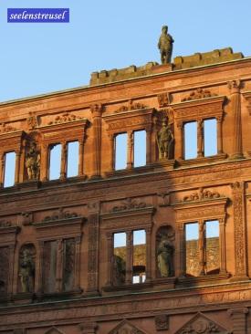 Heidelberg 2015 - Schlossruine