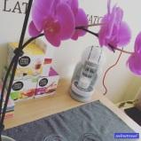 Latte Macchiatto am Morgen. #startyourdayright #wakeup #coffee #blumencontent #orchids #dolcegusto #sonntags