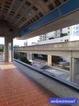 Metromover Brickell Station