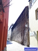 Rest der alten Stadtmauer